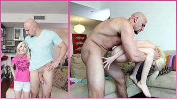 Xvedio loirinha perfeita tendo a xereca completamente arrombada pelo sacana da rola gigante