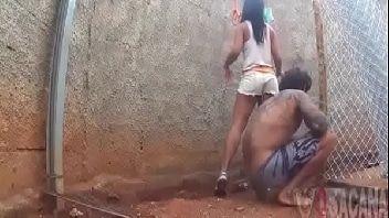 Camzap fodendo namorada putinha no quintal de casa